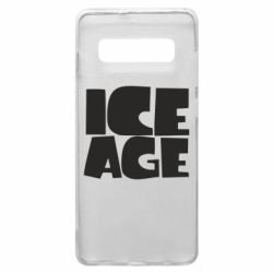 Чехол для Samsung S10+ ICE ACE