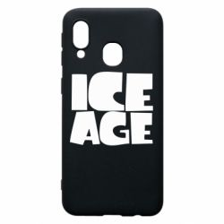 Чехол для Samsung A40 ICE ACE