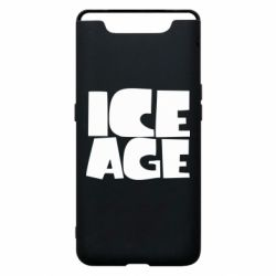 Чехол для Samsung A80 ICE ACE