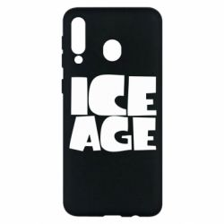 Чехол для Samsung M30 ICE ACE