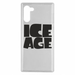 Чехол для Samsung Note 10 ICE ACE