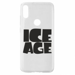 Чехол для Xiaomi Mi Play ICE ACE