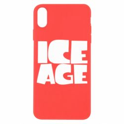 Чехол для iPhone X/Xs ICE ACE