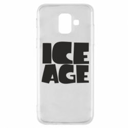 Чехол для Samsung A6 2018 ICE ACE