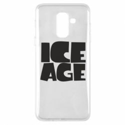 Чехол для Samsung A6+ 2018 ICE ACE