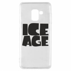 Чехол для Samsung A8 2018 ICE ACE