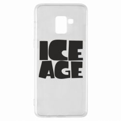 Чехол для Samsung A8+ 2018 ICE ACE