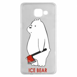Чохол для Samsung A5 2016 Ice bear