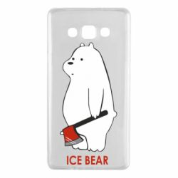 Чохол для Samsung A7 2015 Ice bear