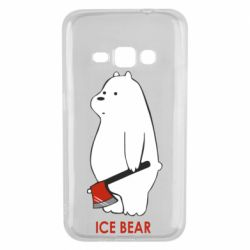 Чохол для Samsung J1 2016 Ice bear