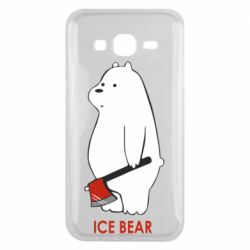 Чохол для Samsung J5 2015 Ice bear
