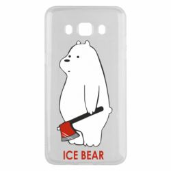 Чохол для Samsung J5 2016 Ice bear