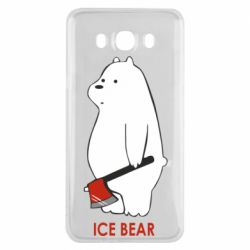 Чохол для Samsung J7 2016 Ice bear