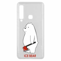 Чохол для Samsung A9 2018 Ice bear