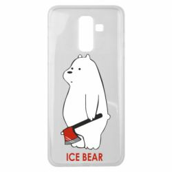 Чохол для Samsung J8 2018 Ice bear