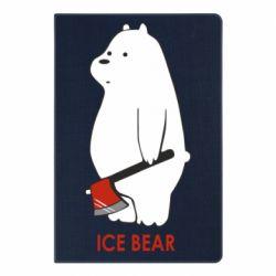 Блокнот А5 Ice bear
