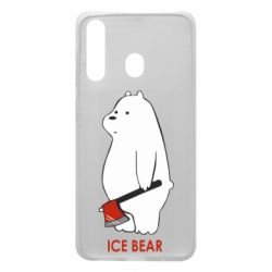 Чохол для Samsung A60 Ice bear