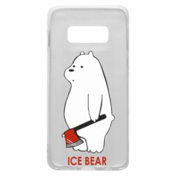 Чохол для Samsung S10e Ice bear