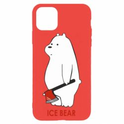 Чохол для iPhone 11 Pro Ice bear