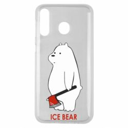 Чохол для Samsung M30 Ice bear