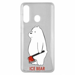 Чохол для Samsung M40 Ice bear