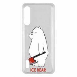 Чохол для Xiaomi Mi A3 Ice bear