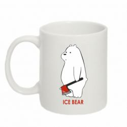 Кружка 320ml Ice bear