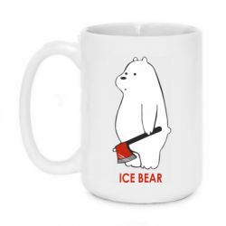 Кружка 420ml Ice bear