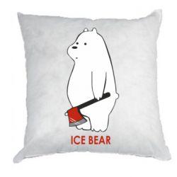 Подушка Ice bear