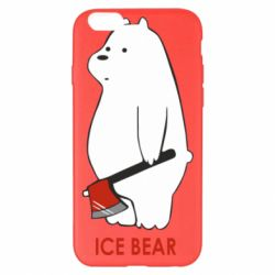 Чохол для iPhone 6 Plus/6S Plus Ice bear
