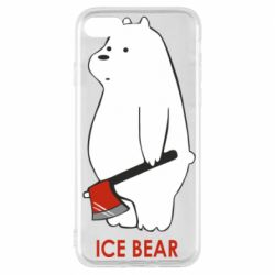 Чохол для iPhone 7 Ice bear