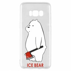 Чохол для Samsung S8 Ice bear