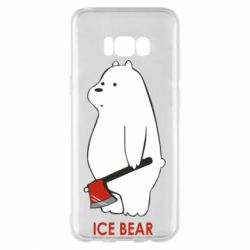 Чохол для Samsung S8+ Ice bear