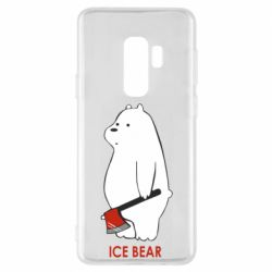 Чохол для Samsung S9+ Ice bear
