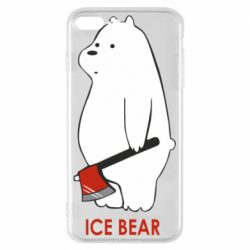 Чохол для iPhone 8 Plus Ice bear