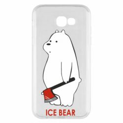 Чохол для Samsung A7 2017 Ice bear