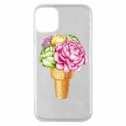 Чохол для iPhone 11 Pro Ice cream flowers