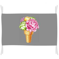 Прапор Ice cream flowers