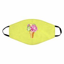 Маска для обличчя Ice cream flowers