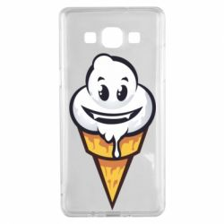 Чохол для Samsung A5 2015 Ice cream graffiti