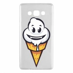Чохол для Samsung A7 2015 Ice cream graffiti