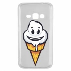Чохол для Samsung J1 2016 Ice cream graffiti