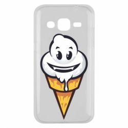Чохол для Samsung J2 2015 Ice cream graffiti