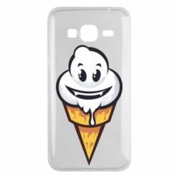 Чохол для Samsung J3 2016 Ice cream graffiti