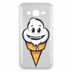 Чохол для Samsung J5 2015 Ice cream graffiti