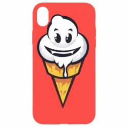 Чохол для iPhone XR Ice cream graffiti