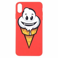 Чохол для iPhone Xs Max Ice cream graffiti