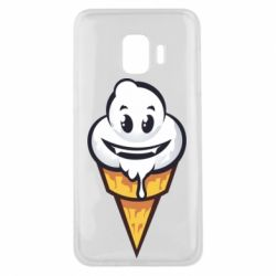 Чохол для Samsung J2 Core Ice cream graffiti