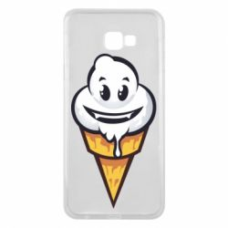 Чохол для Samsung J4 Plus 2018 Ice cream graffiti