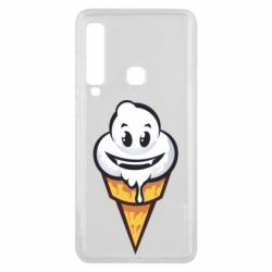 Чохол для Samsung A9 2018 Ice cream graffiti